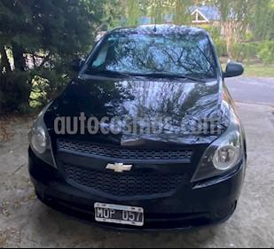 Chevrolet Agile LT Spirit usado (2013) color Negro precio $300.000