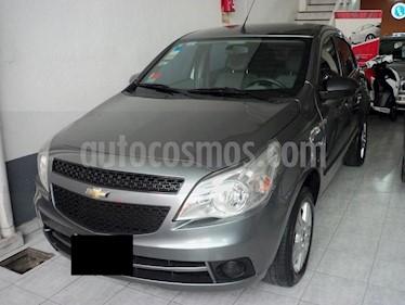 Foto Chevrolet Agile - usado (2012) color Gris precio $249.900