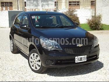 Chevrolet Agile LT Spirit Plus usado (2013) color Negro precio $250.000