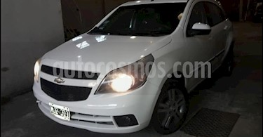 Chevrolet Agile LTZ Spirit usado (2013) color Blanco Summit precio $370.000