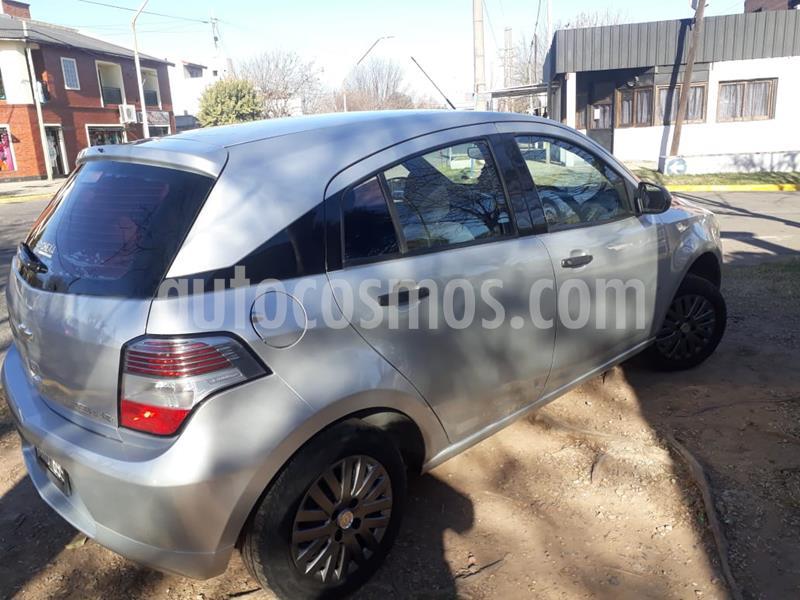Chevrolet Agile LS Spirit usado (2013) color Plata precio $470.000