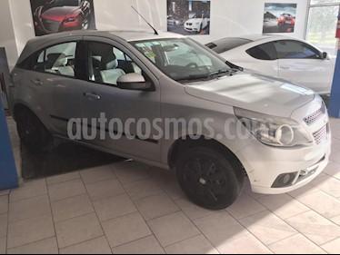 Chevrolet Agile LT usado (2013) color Gris Artemis precio $290.000