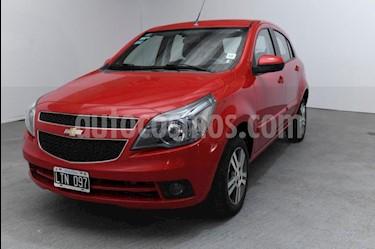 Chevrolet Agile LTZ Spirit  usado (2012) color Rojo precio $395.000