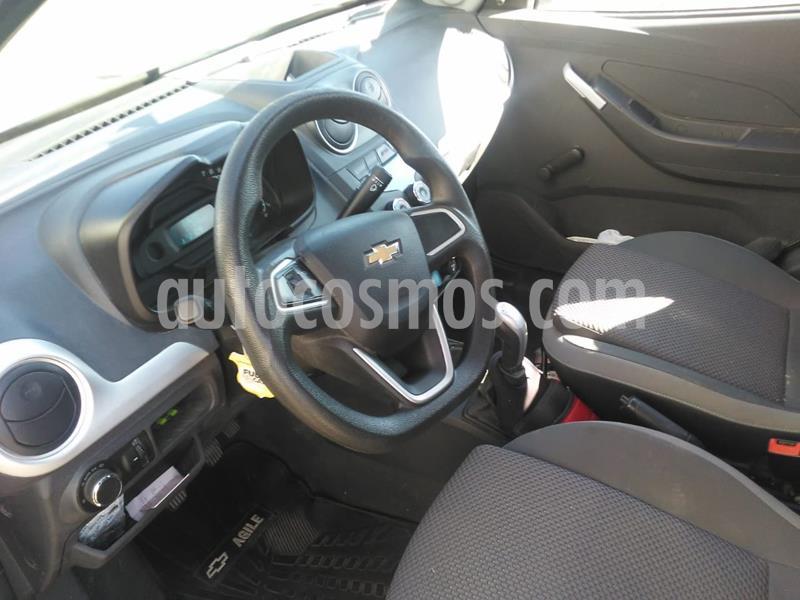 Chevrolet Agile LS usado (2016) color Blanco precio $510.000