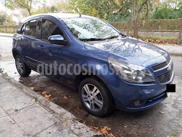Chevrolet Agile LTZ Spirit usado (2013) color Azul precio $429.900