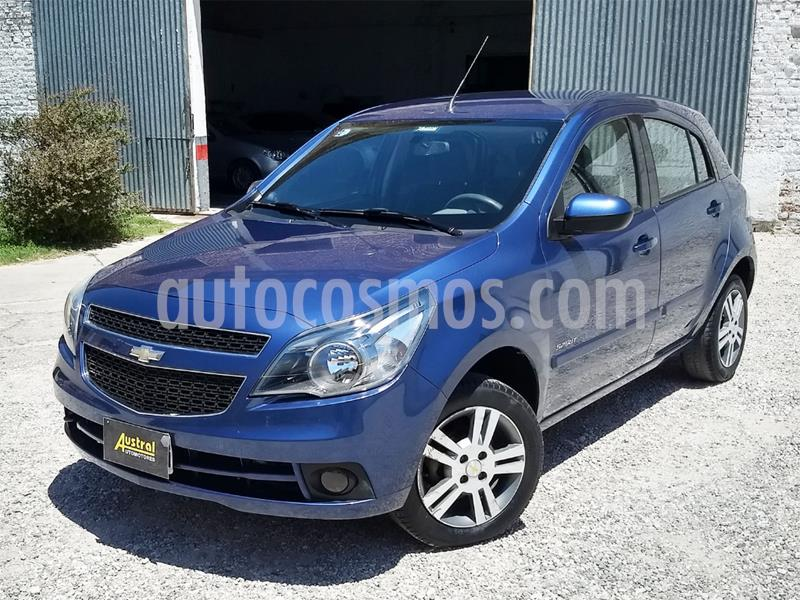 Chevrolet Agile LTZ Spirit  usado (2013) color Azul precio $410.000