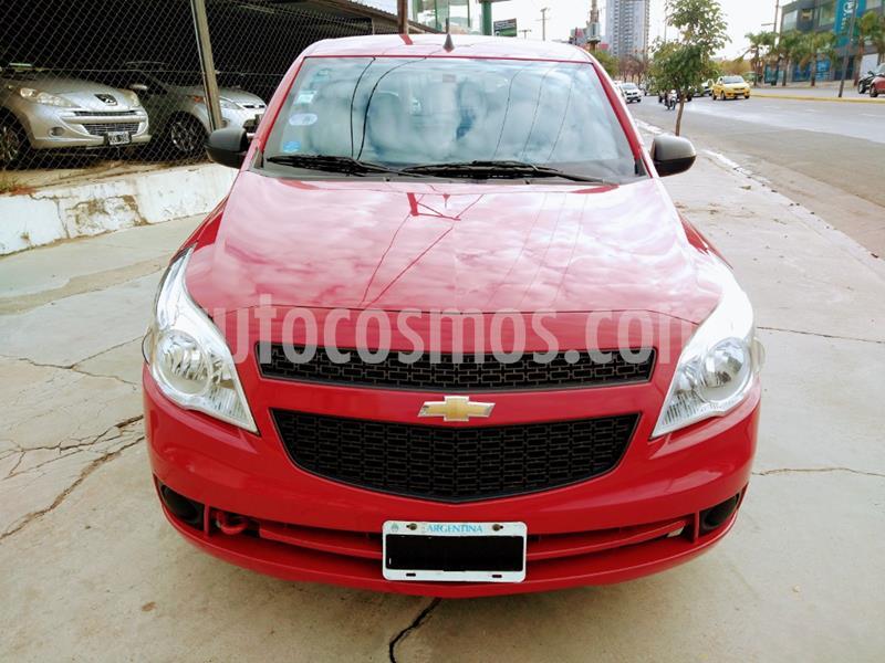 Chevrolet Agile LS Coupe usado (2011) color Rojo precio $435.000
