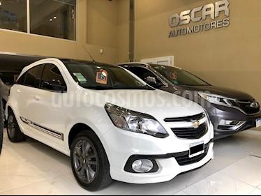 Foto venta Auto usado Chevrolet Agile Effect (2015) color Blanco Summit precio $355.000