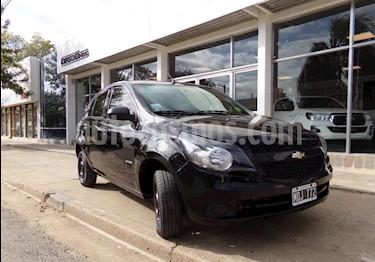Foto venta Auto usado Chevrolet Agile LS Spirit (2013) color Negro precio $210.000