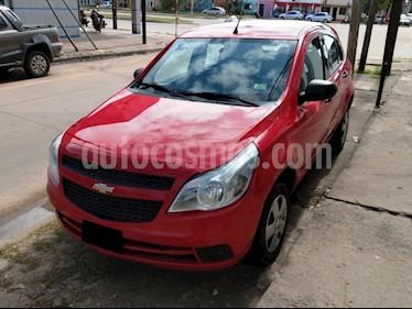 Foto venta Auto usado Chevrolet Agile LS Spirit (2012) color Rojo precio $260.000