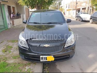 Chevrolet Agile LS usado (2012) color Negro Liszt precio $265.000