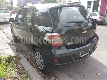 Foto venta Auto usado Chevrolet Agile LS (2014) color Negro precio $220.000