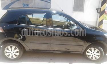 Foto venta Auto usado Chevrolet Agile LS (2011) color Negro precio $175.000