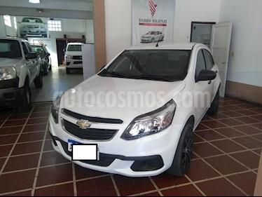 Chevrolet Agile LS usado (2017) color Blanco precio $600.000