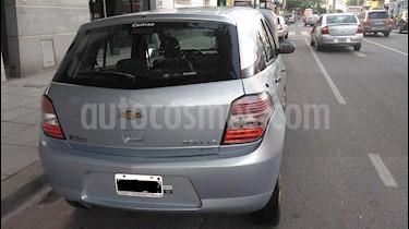 Foto venta Auto usado Chevrolet Agile LS (2012) color Gris Artemis precio $180.000