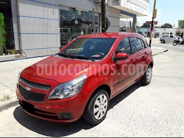 Foto venta Auto Usado Chevrolet Agile LT Spirit Plus (2013) color Naranja precio $225.000