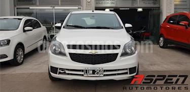 Foto venta Auto usado Chevrolet Agile LT Spirit Plus (2012) color Blanco precio $250.000