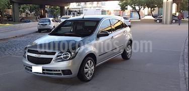 Foto venta Auto usado Chevrolet Agile LT Spirit (2013) color Plata Polaris precio $215.000