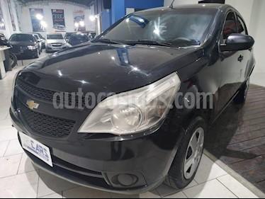Foto venta Auto usado Chevrolet Agile LT Spirit  (2010) color Negro precio $250.000