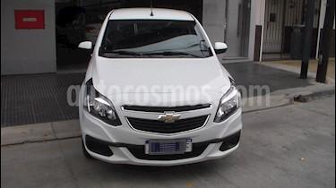 Foto venta Auto usado Chevrolet Agile LT (2014) color Blanco precio $264.900