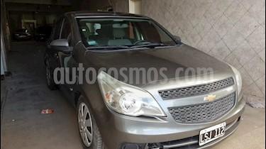 Foto venta Auto usado Chevrolet Agile LT (2012) color Gris Artemis precio $180.000