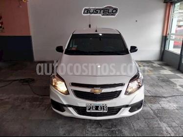 Chevrolet Agile LT usado (2015) color Blanco precio $349.900