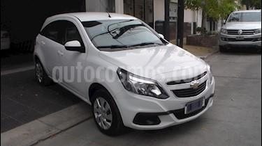 Foto venta Auto usado Chevrolet Agile LT (2016) color Blanco precio $314.900