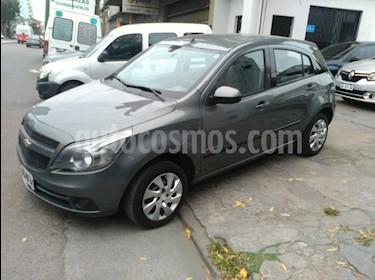 Foto venta Auto usado Chevrolet Agile LT (2012) color Gris Oscuro precio $227.000