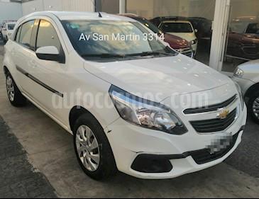 Foto venta Auto usado Chevrolet Agile LT (2015) color Blanco Summit precio $335.000