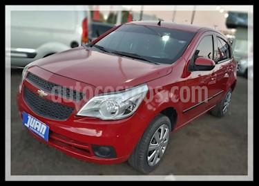 Foto venta Auto usado Chevrolet Agile LT (2010) color Rojo precio $212.000