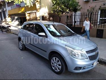 Foto venta Auto usado Chevrolet Agile LT (2010) color Gris Artemis precio $205.000