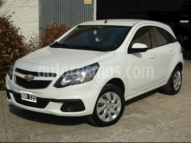 Foto venta Auto usado Chevrolet Agile LT (2015) color Blanco precio $125.000