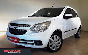 Foto venta Auto usado Chevrolet Agile LT (2011) color Blanco precio $215.000