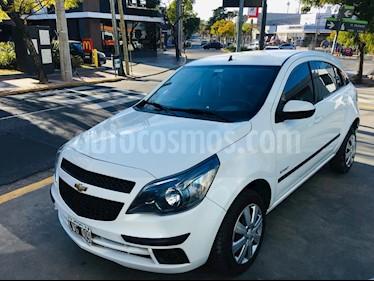 Foto venta Auto usado Chevrolet Agile LT (2012) color Blanco precio $290.000
