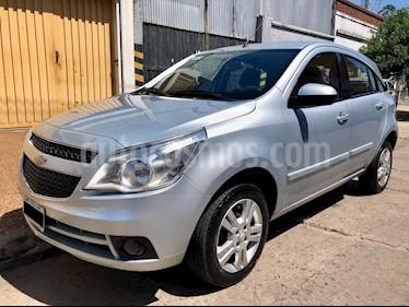 Foto venta Auto usado Chevrolet Agile LTZ (2011) color Plata Polaris precio $215.000