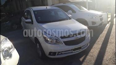 Foto venta Auto usado Chevrolet Agile LTZ (2011) color Blanco precio $190.000