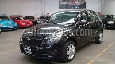 Foto venta Auto usado Chevrolet Agile LTZ (2011) color Negro precio $210.000