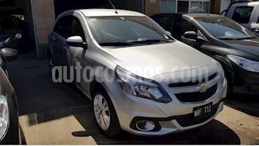 Foto venta Auto Usado Chevrolet Agile LTZ (2014) color Plata Switchblade precio $230.000