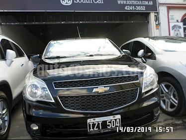 Foto venta Auto usado Chevrolet Agile LTZ (2010) color Negro precio $227.000