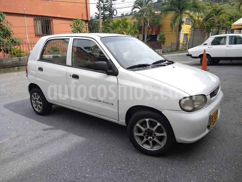Chevrolet Alto Alto usado (2002) color Blanco precio $9.500.000