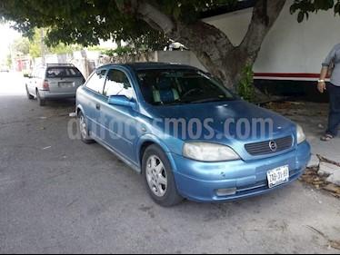 Foto Chevrolet Astra 3p Hatchback Tipico usado (2001) color Azul precio $45,000