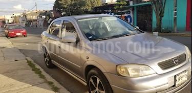 Foto venta Auto usado Chevrolet Astra 4P 1.8L Tipico (2003) color Gris Plata  precio $54,000