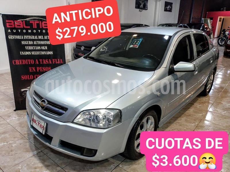 foto Chevrolet Astra GLS 2.0 5P TD usado (2011) color Gris Claro precio $399.000