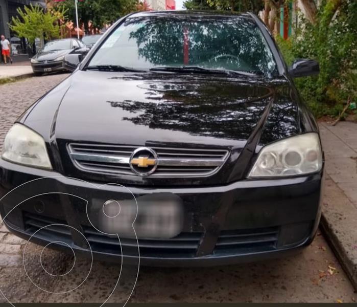 Chevrolet Astra GLS 2.0 5P usado (2009) color Negro precio $549.000