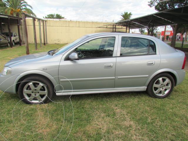 Chevrolet Astra GLS 2.0 5P usado (2007) color Gris precio $545.000