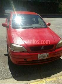 Foto venta carro usado Chevrolet Astra Comfort Auto. (2002) color Rojo precio u$s850