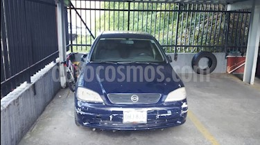 Foto venta carro usado Chevrolet Astra Comfort Auto. (2002) color Azul precio u$s450