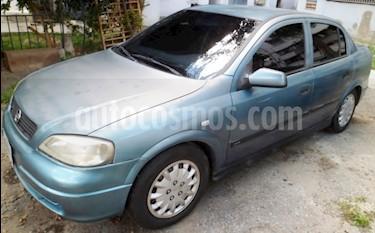 Foto venta carro usado Chevrolet Astra Comfort Auto. (2002) color Azul precio u$s600