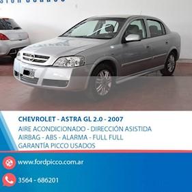 Foto venta Auto usado Chevrolet Astra GL 2.0 4P (2007) color Gris Claro precio $194.000