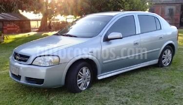 Foto venta Auto usado Chevrolet Astra GL 2.0 5P (2009) color Gris